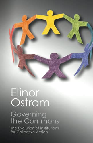 9781107569782: Governing the Commons: The Evolution of Institutions for Collective Action