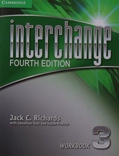 9781107571051: Interchange Level 3 Workbook 4th Ed