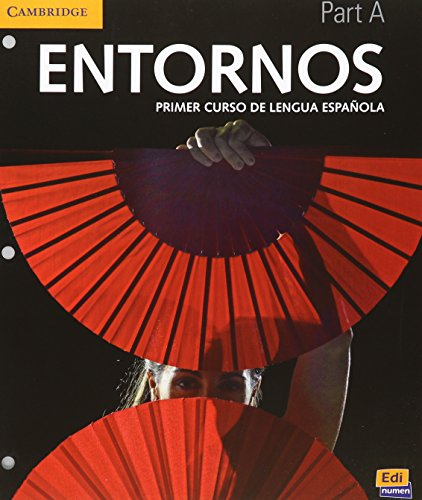 Entornos Beginning Student's Book A plus ELEteca Access (Hardcover): Celia Meana