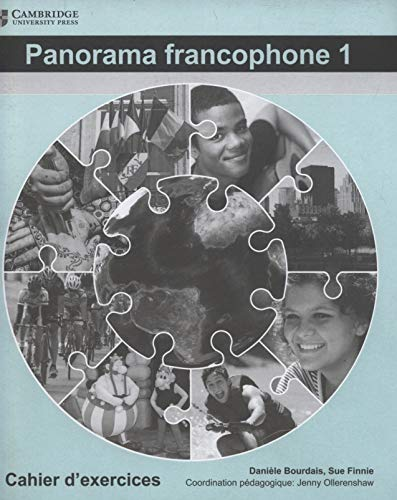 9781107572553: Panorama Francophone 1 Cahier D'Exercises