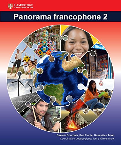 Panorama francophone Student Book 2: Danià le Bourdais
