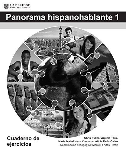 Panorama Hispanohablante 1 Cuaderno de Ejercicios - 5 Books Pack: Chris Fuller, Virginia Toro, ...