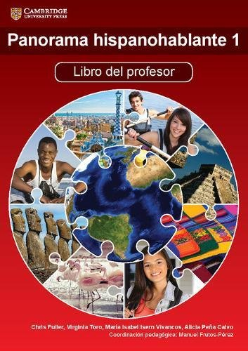 9781107572881: Panorama hispanohablante 1 Libro del Profesor with CD-ROM (IB Diploma)