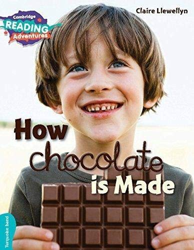 How Chocolate Is Made Turquoise Band