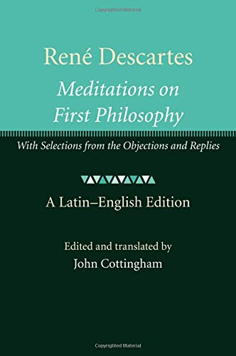 9781107576353: René Descartes: Meditations on First Philosophy: With Selections from the Objections and Replies