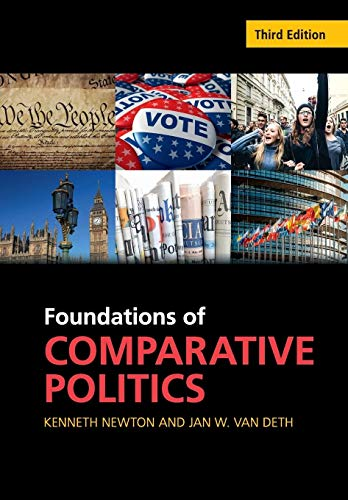 9781107582859: Foundations of Comparative Politics: Democracies of the Modern World (Cambridge Textbooks in Comparative Politics)