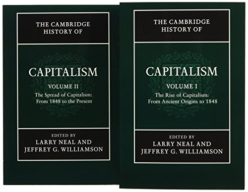 9781107584594: The Cambridge History of Capitalism 2 Volume Paperback Set.