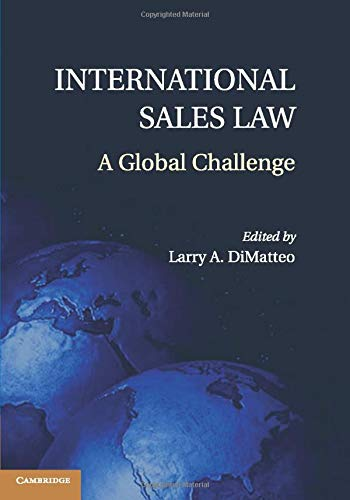 9781107585003: International Sales Law: A Global Challenge