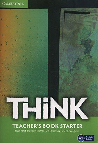 9781107586185: Think Starter Teacher's Book