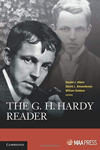 9781107594647: The G. H. Hardy Reader (Spectrum)