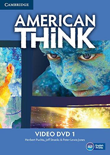 American Think Level 1 Video DVD: Herbert Puchta, Jeff Stranks, Peter Lewis-Jones