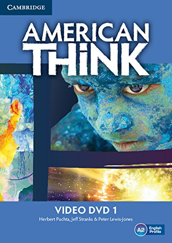 American Think Level 1 Video DVD: Herbert Puchta, Jeff Stranks, Peter Lewis-Jones
