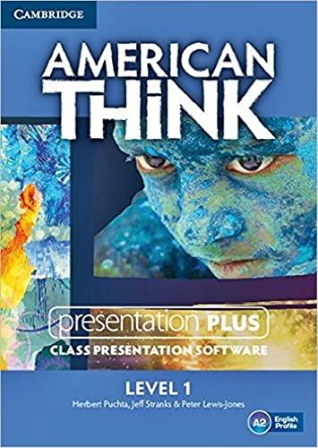 9781107597129: American Think Level 1 Presentation Plus DVD-ROM
