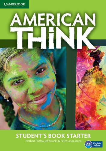 9781107598195: American Think Starter Student's Book
