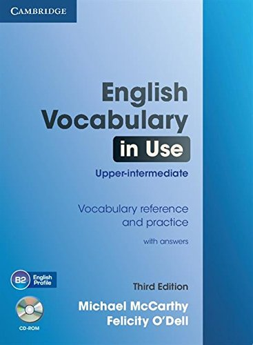 9781107600942: English Vocabulary in Use 3rd Upper-intermediate with Answers and CD-ROM