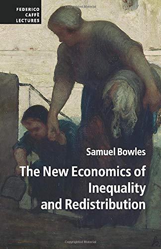 9781107601604: The New Economics of Inequality and Redistribution (Federico Caffè Lectures)