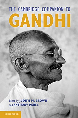 The Cambridge Companion to Gandhi: Judith Brown & Anthony Parel (Eds)
