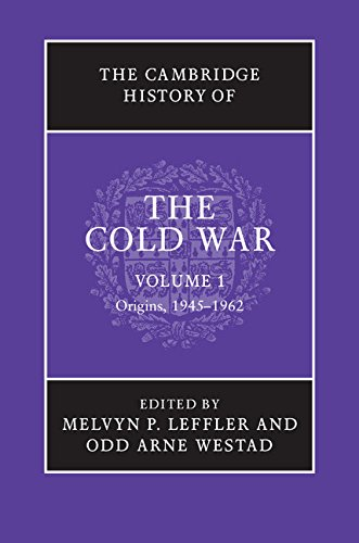 9781107602328: The Cambridge History of the Cold War 3 Volume Set