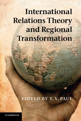 9781107604551: International Relations Theory and Regional Transformation