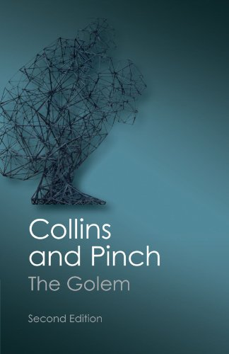 9781107604650: The Golem, Second Edition: What You Should Know About Science