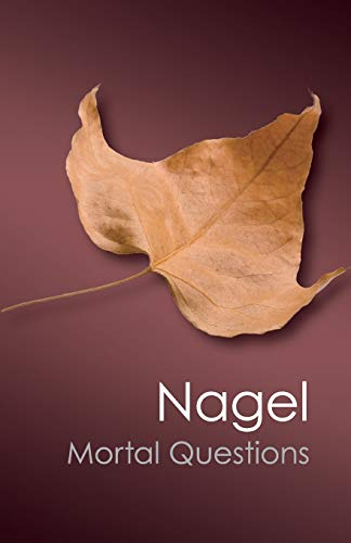 9781107604711: Mortal Questions Paperback (Canto Classics)