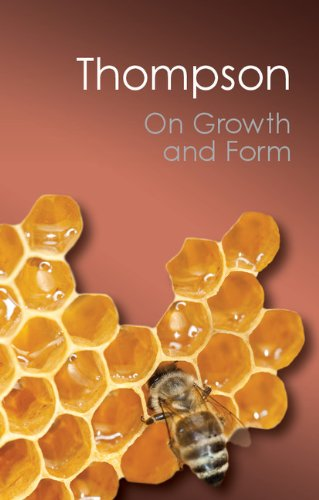 9781107604759: On Growth and Form (Canto Classics)