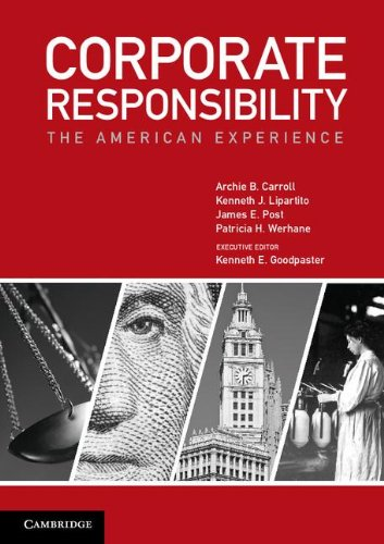 9781107605251: Corporate Responsibility: The American Experience