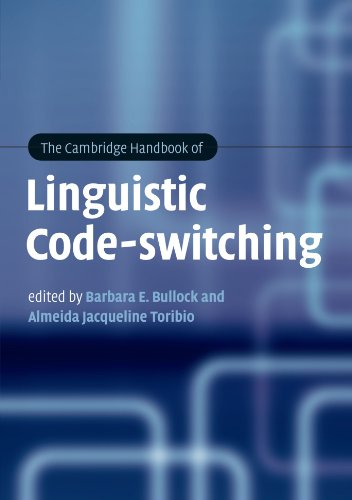 9781107605411: The Cambridge Handbook of Linguistic Code-switching