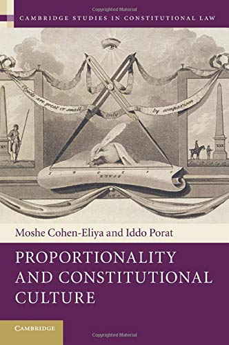 9781107605718: Proportionality and Constitutional Culture (Cambridge Studies in Constitutional Law)