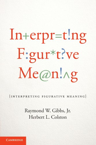 9781107607279: Interpreting Figurative Meaning