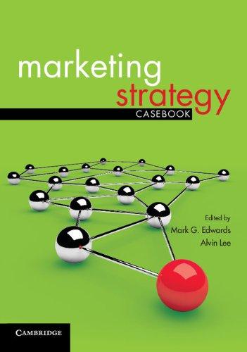 9781107607309: Marketing Strategy Case Book
