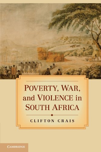 9781107607958: Poverty, War, and Violence in South Africa
