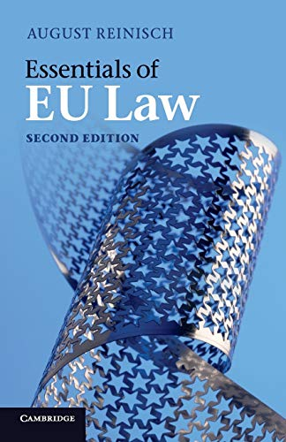 Essentials of EU Law: August Reinisch