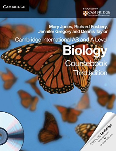Cambridge International AS and A Level Biology: Jones, Mary, Fosbery,