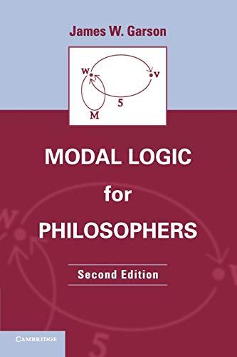 9781107609525: Modal Logic for Philosophers