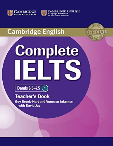 9781107609648: Complete IELTS Bands 6.5-7.5 Teacher's Book