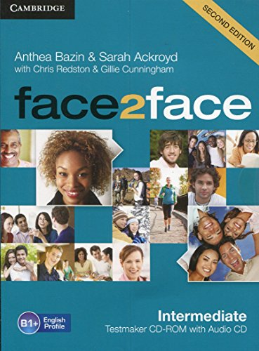 9781107609969: face2face Intermediate Testmaker CD-ROM and Audio CD Second Edition