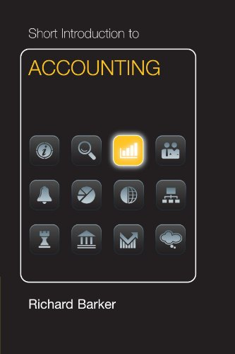 9781107610118: Short Introduction to Accounting Dollar Edition Paperback (Cambridge Short Introductions to Management)