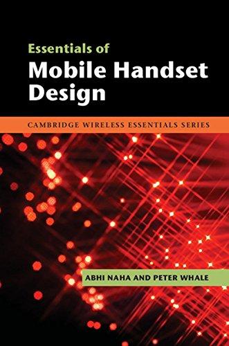 9781107610446: Essentials of mobile handset design