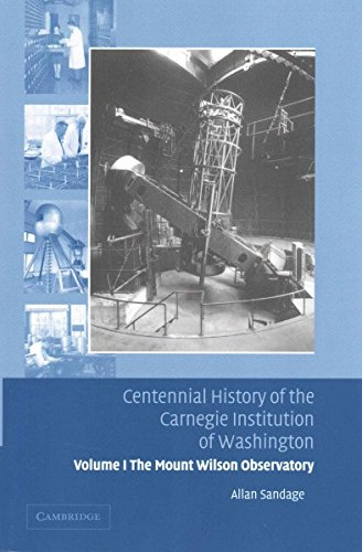 Centennial History of the Carnegie Institution of Washington 5 Volume Paperback Set (Hybrid): Allan...
