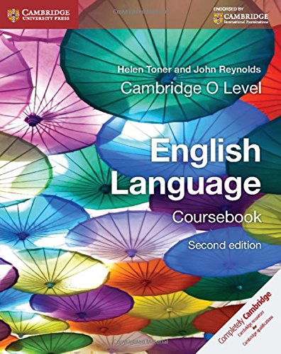 9781107610804: Cambridge O Level English Language Coursebook