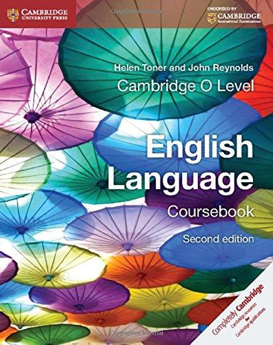 9781107610804: Cambridge O Level English Language Coursebook