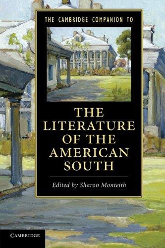 9781107610859: The Cambridge Companion to the Literature of the American South (Cambridge Companions to Literature)