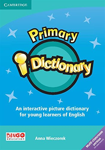 Primary i-Dictionary Level 1 CD-ROM (Up to 10 Classrooms): Anna Wieczorek