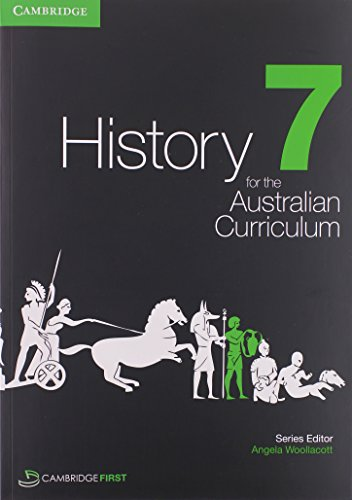 History for the Australian Curriculum Year 7 Bundle 1 (Hardcover): Angela Woollacott