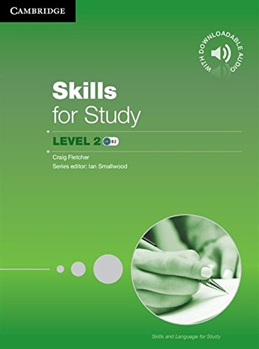 9781107611290: Skills for Study Level 2 Student's Book with Downloadable Audio (Skills and Language for Study)