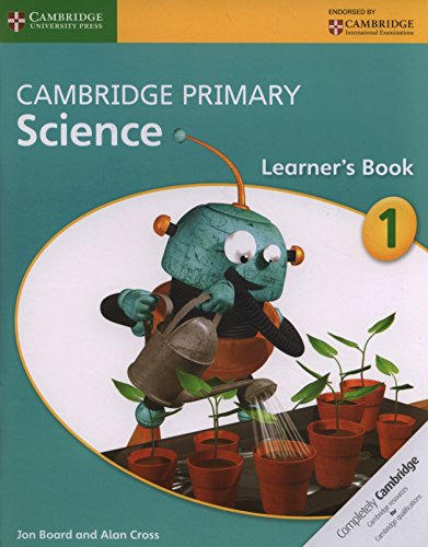 9781107611382: Cambridge primary science. Stage 1. Learner's book