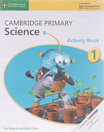 9781107611429: Cambridge primary science. Stage 1. Activity book