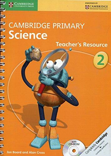 Cambridge Primary Science (Book & Merchandise): Jon Board