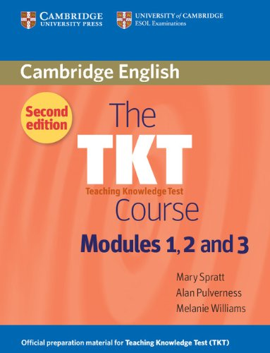 9781107612136: The TKT Course: Modules 1, 2 and 3